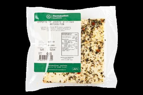 Salaattijuusto, yrttinen / Lagrad ost, ört
