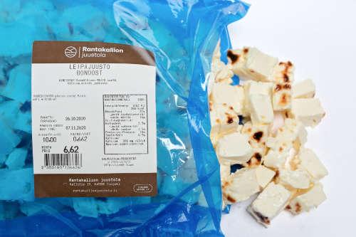Leipäjuusto / Bondost