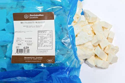 Maitojuusto / Mjölkost